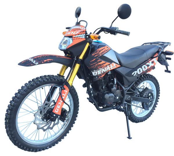 DENALI 200-XL (Enduro  200cc)