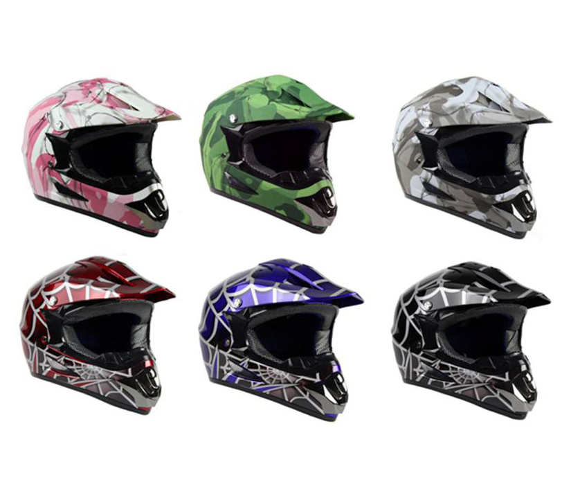 W-125 Youth Off Road Helmets 1