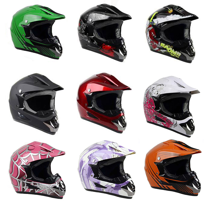 W-125 Youth Off Road Helmets 2